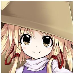 追加プレイヤーキャラ「洩矢諏訪子」&イメージ装備